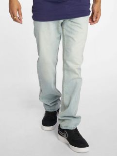 Rocawear / Straight Fit Jeans TUE Relax in blue