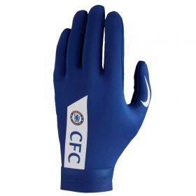 Chelsea Hyperwarm Academy Gloves - Blue