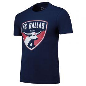 FC Dallas Core T Shirt - Navy - Mens