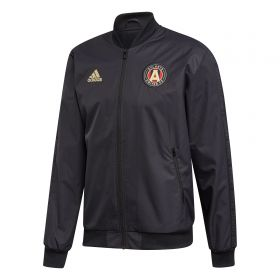 Atlanta United Anthem Jacket - Black