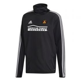 Atlanta United Warm Up Top - Black