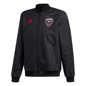 DC United Anthem Jacket - Black