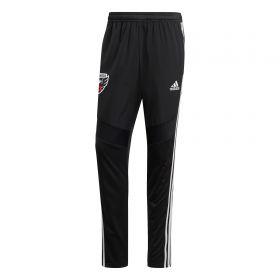 DC United Training Pants - Black