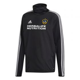LA Galaxy Warm Up Top - Black