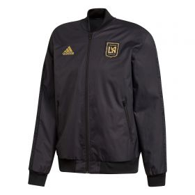 Los Angeles FC Anthem Jacket - Black