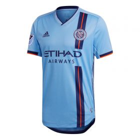 New York City FC Primary Authentic Shirt 2019