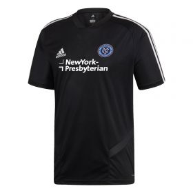 New York City FC Training Shirt 2019 - Black