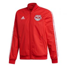 New York Red Bulls Anthem Jacket - Red