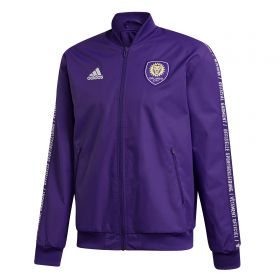 Orlando City SC Anthem Jacket - Purple