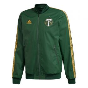 Portland Timbers Anthem Jacket - Green