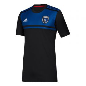 San Jose Earthquakes Primary Shirt 2019