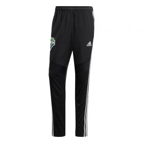 Seattle Sounders Training Pants - Black