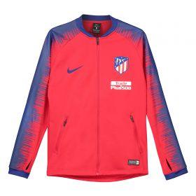 Atlético de Madrid Anthem Jacket - Red - Kids