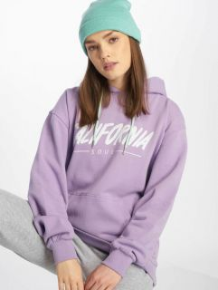 Just Rhyse / Hoodie Santa Monica in purple