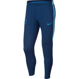 Barcelona Squad Training Pants - Blue