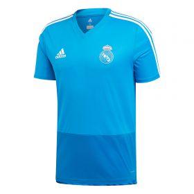 Real Madrid Training Jersey - Blue