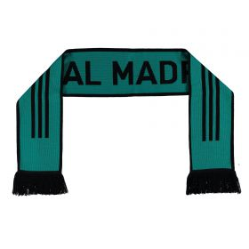 Real Madrid Away Scarf - Blue