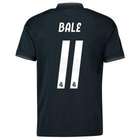 Real Madrid Away Shirt 2018-19 with Bale 11 printing