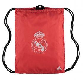 Real Madrid Third Gym Bag - Red