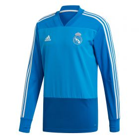 Real Madrid Training Top - Blue