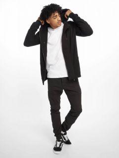 Just Rhyse / Zip Hoodie Step in black