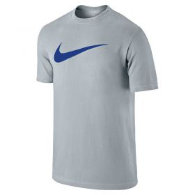 Мъжка Тениска NIKE Chest Swoosh T-Shirt