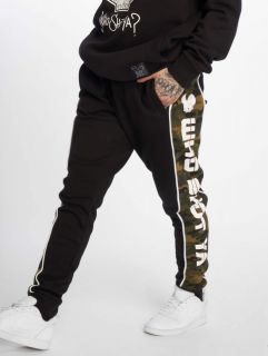 Who Shot Ya? / Sweat Pant Fat Sniper in black