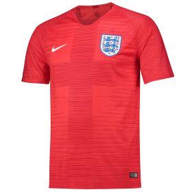 England Away Stadium Shirt 2018 - Men's with Wilson 19 printing