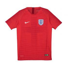 England Away Vapor Match Shirt 2018 - Kids with Tarkowski 15 printing