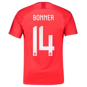 England Stadium Shirt 2018 - Mens with Bonner 14 printing