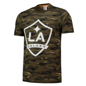 LA Galaxy Camo T-Shirt - Khaki - Mens