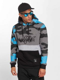 Who Shot Ya? / Hoodie Devious WW in blue
