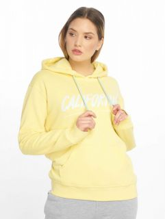 Just Rhyse / Hoodie Santa Monica in yellow