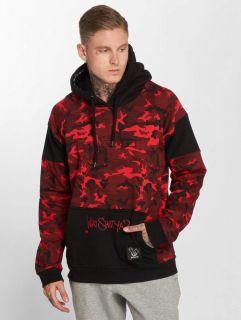 Мъжки суичър Who Shot Ya? / Hoodie Emperor W in camouflage