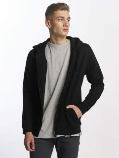 Cyprime / Zip Hoodie Road in black