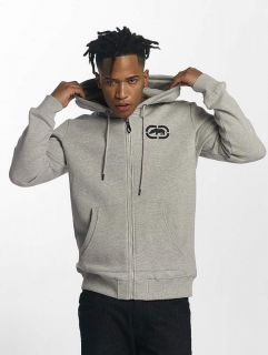 Ecko Unltd. / Zip Hoodie Base in grey