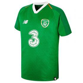 Republic of Ireland Home Shirt 2018-19 - Kids