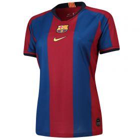 Barcelona 98 Celebration Stadium Shirt - Women's