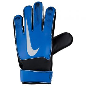 Nike Match Goalkeeper Gloves - Blue - Kids