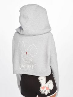 Who Shot Ya? / Hoodie Ice in grey