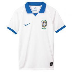 Brazil 1919 Anniversary Stadium Shirt - Kids
