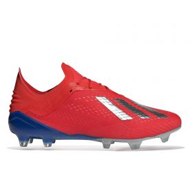 adidas X 18.1 Firm Ground Football Boots - Red