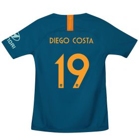 Atlético de Madrid Cup Third La Liga Stadium Shirt 2018-19 - Kids with Diego Costa 19 printing