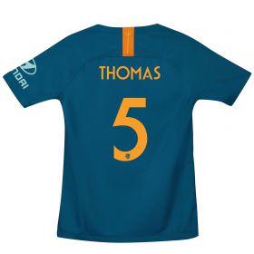 Atlético de Madrid Cup Third La Liga Stadium Shirt 2018-19 - Kids with Thomas 5 printing