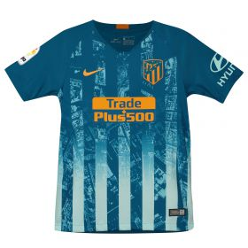 Atlético de Madrid Third La Liga Stadium Shirt 2018-19 - Kids with N. Pérez 18 printing