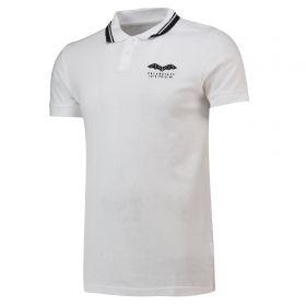 Valencia CF Centenary Polo Shirt - White - Mens