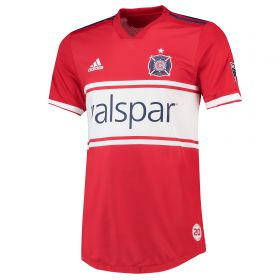 Chicago Fire Authentic Home Shirt 2018