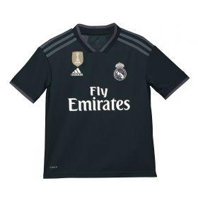 Real Madrid Away Shirt 2018-19 - Kids
