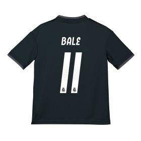 Real Madrid Away Shirt 2018-19 - Kids with Bale 11 printing
