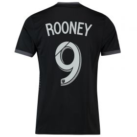 DC United Authentic Home Shirt 2018 with Rooney 9 printing